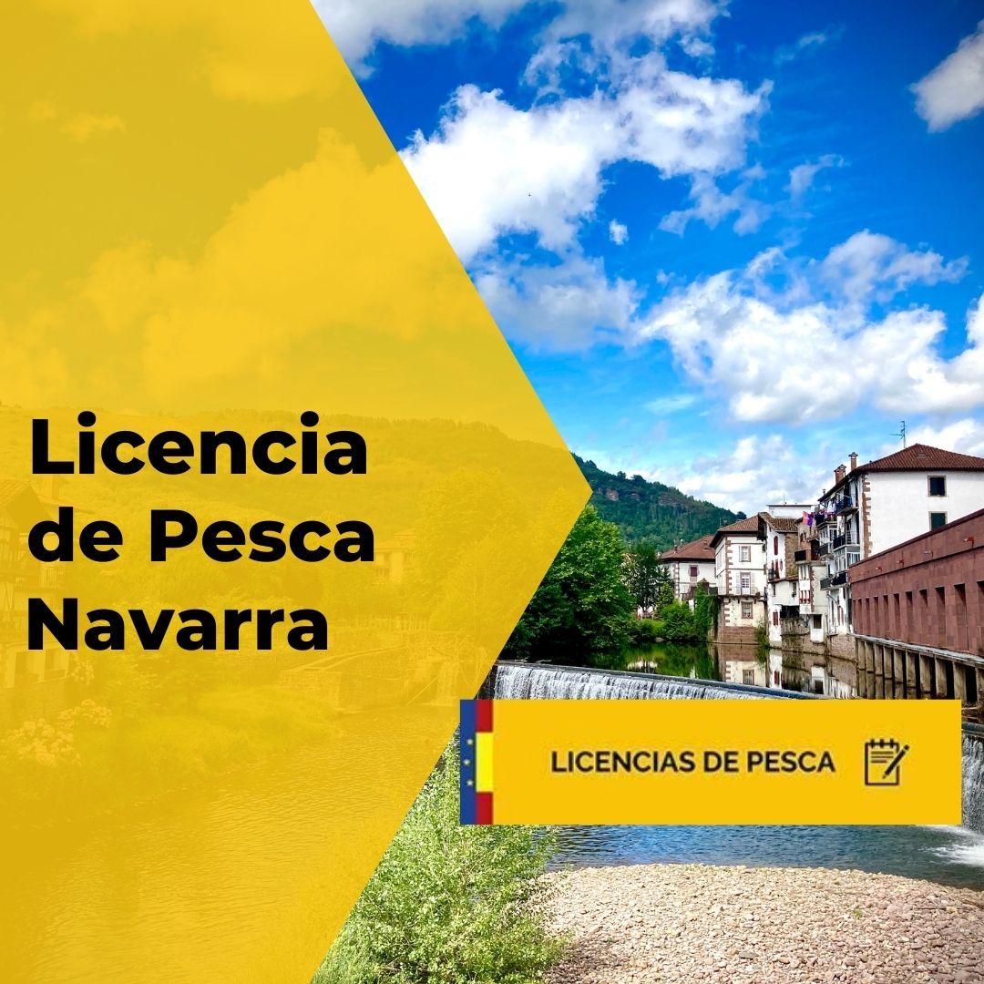 Licencia de pesca de Navarra