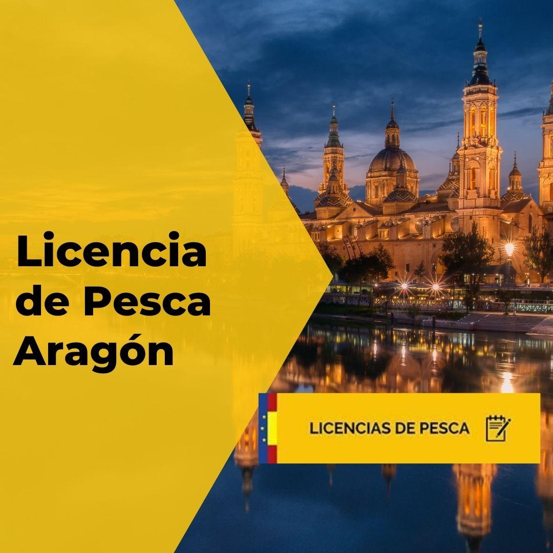 Licencia de pesca de aragon