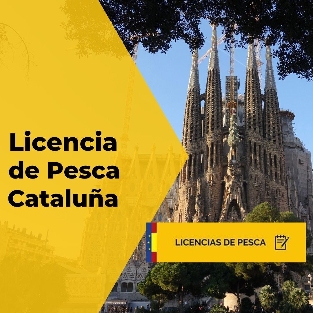 Licencia de pesca de Cataluña
